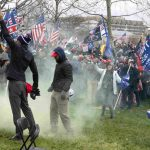 Capitol Police Suspends 6 Officers, Investigates Dozens More After Capitol Riots 7