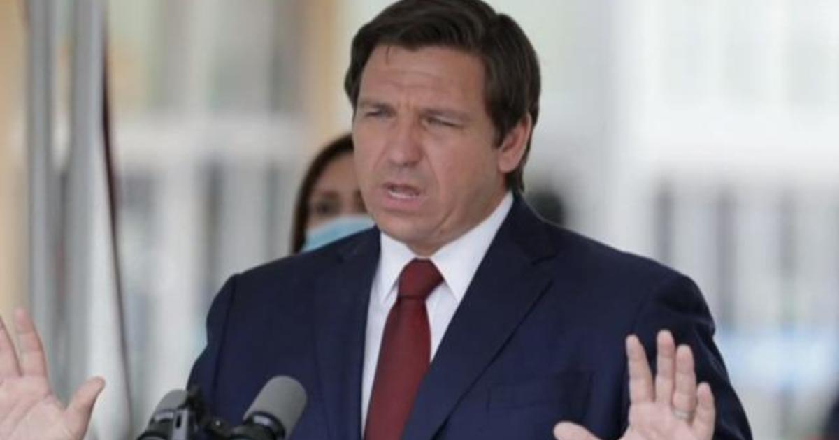 Florida governor faces criticism over granting special access to COVID-19 vaccines 1