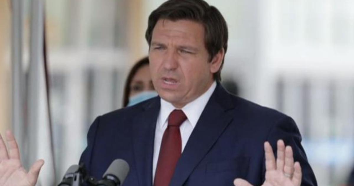 Florida Governor faces critiscm over COVID-19 vaccine distribution 1