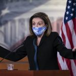 Senate Goes Maskless, Pelosi's House Keeps the Facehuggers On 8
