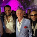 Joe Biden's brother Frank parties maskless at Floyd Mayweather's birthday 5