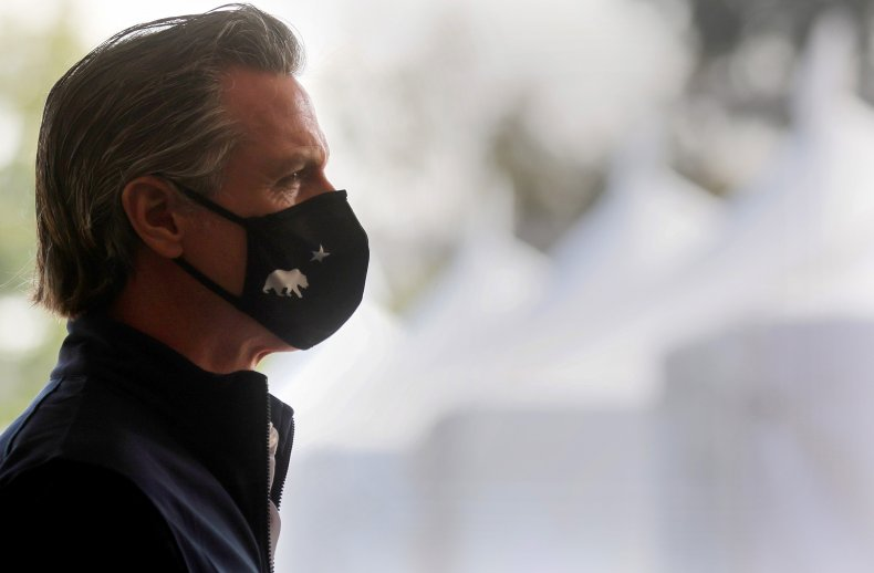 Newsom Faults Lawmakers' School Reopening Plan for Not Being 'Far or Fast Enough' 1