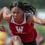 After recovering from COVID-19, Whitman's Aniyah Walters a winner again 8