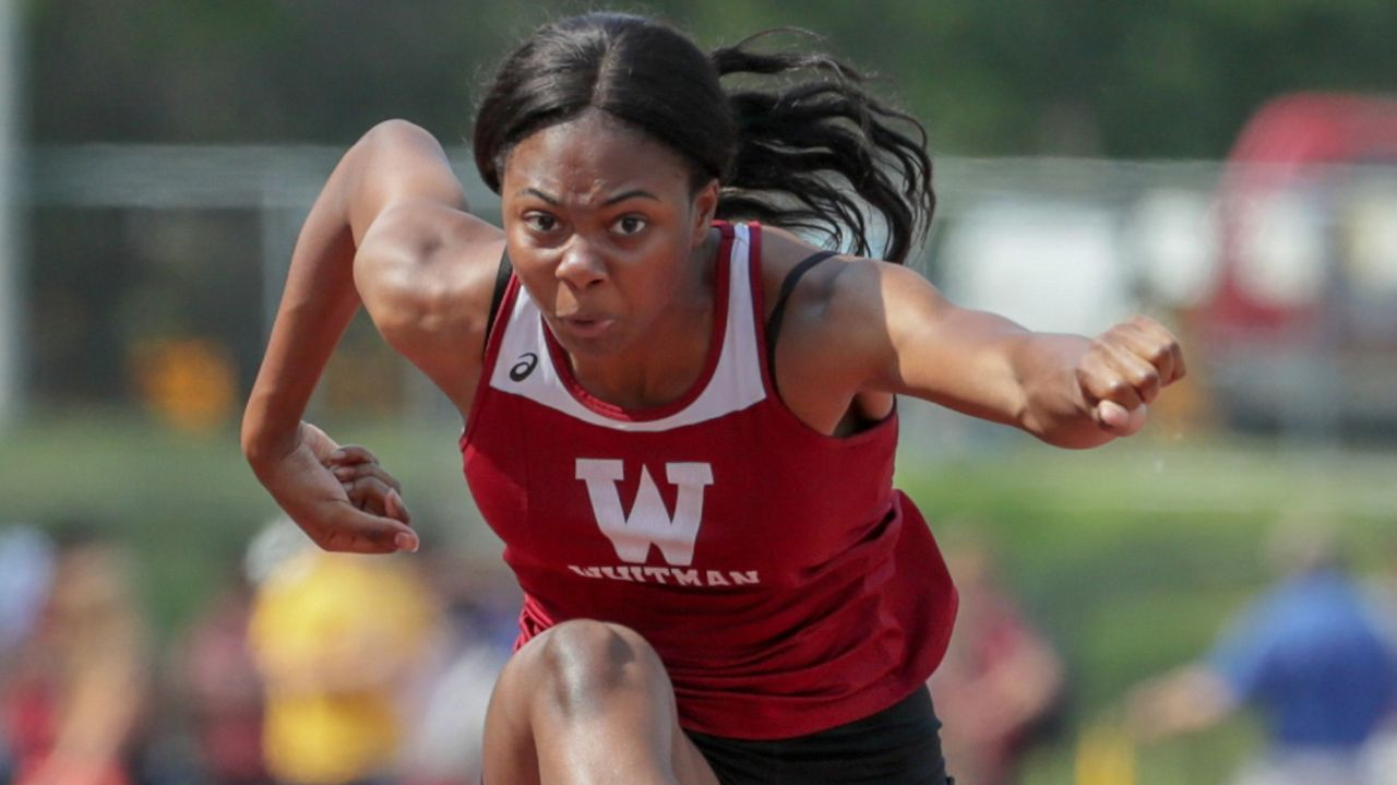 After recovering from COVID-19, Whitman's Aniyah Walters a winner again 1
