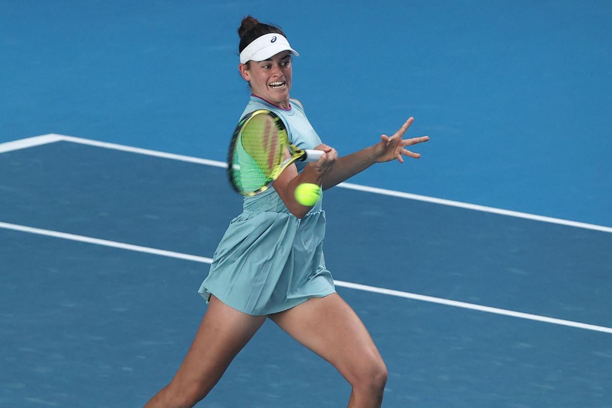 A mattress got Jennifer Brady though quarantine – and into the Australian Open finals 1