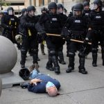 Elderly protester Martin Gugino, shoved to ground by Buffalo cops, sues the city 8