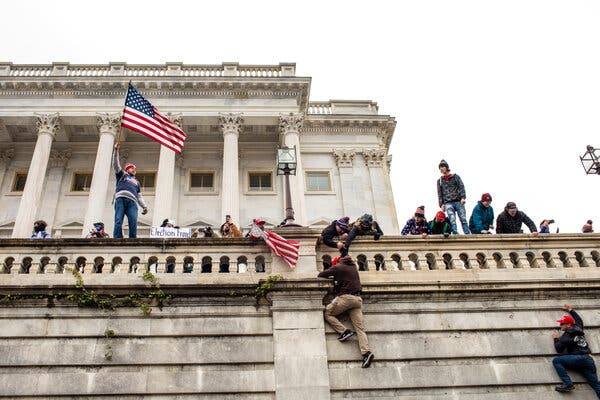 Justice Dept. Confronts Increasingly Complex Capitol Riot Inquiry 1