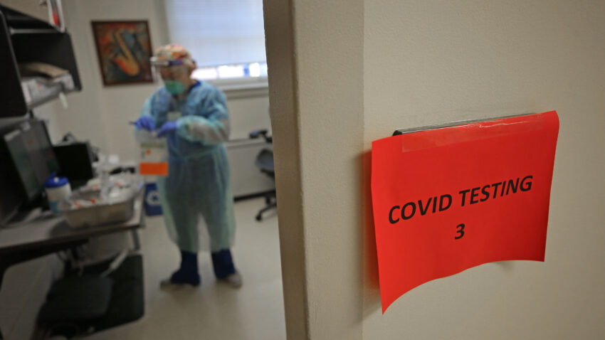 Mass. reports 1,679 new COVID-19 cases, 36 new deaths 1