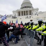 Capitol riot suspect: 'FBI may arrest me ..lol.' The FBI did. 8