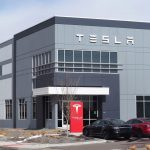 "Tesla opens ""body repair center"" in Denver, one of nine in country 8"