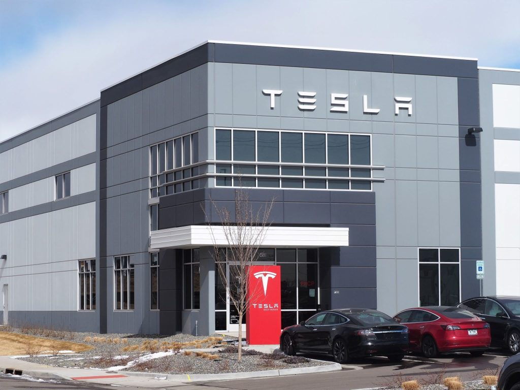 """Tesla opens """"body repair center"""" in Denver, one of nine in country 1"""