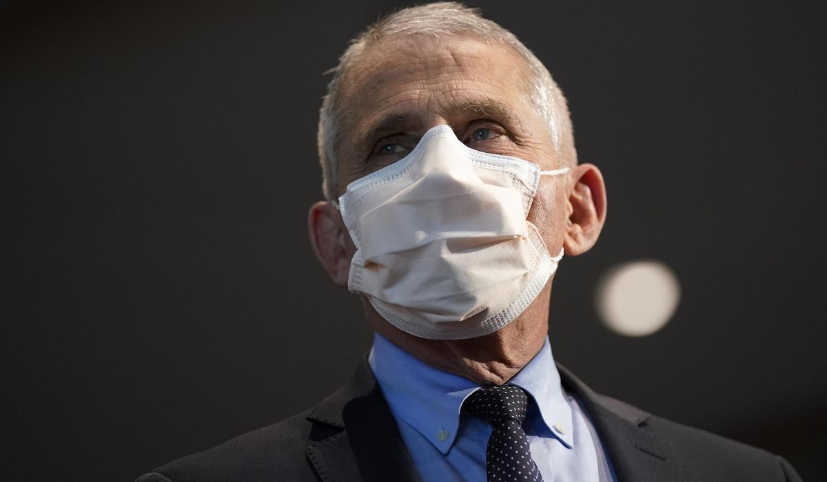 Masks in 2022? Dr. Anthony Fauci says it is possible 1