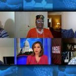 """Full Interview: """"Face the Nation"""" focus group on COVID-19, a year later 7"""