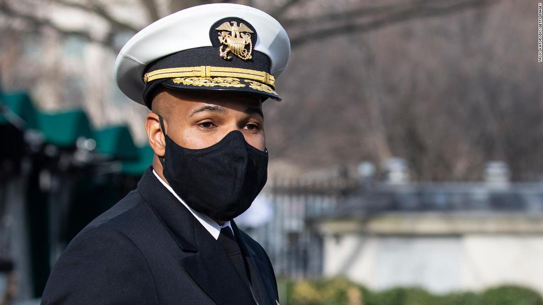 Trump's surgeon general questions guidance about getting 2 Covid-19 vaccine shots 1