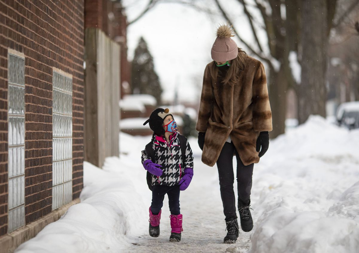 CPS opens its schools Monday to the most students since last March. Is it ready? Some principals say schools lack staff to resume in-person classes safely. 1