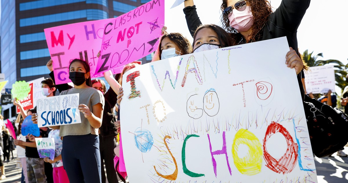 California's $2-billion school reopening plan: What you need to know 1