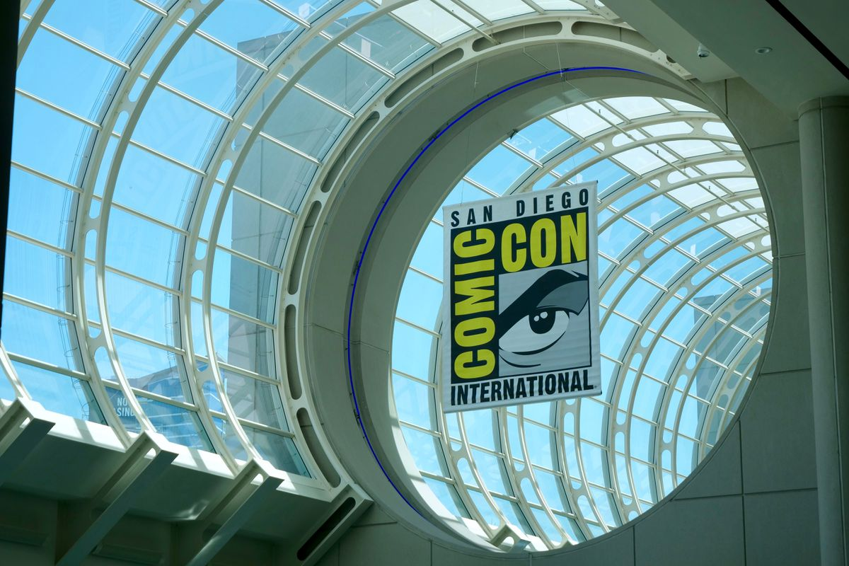 San Diego Comic-Con goes virtual again over COVID-19 concerns, 'limited financial resources' 1