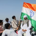 Indian farmers block highway outside Delhi marking 100th day of protest 13