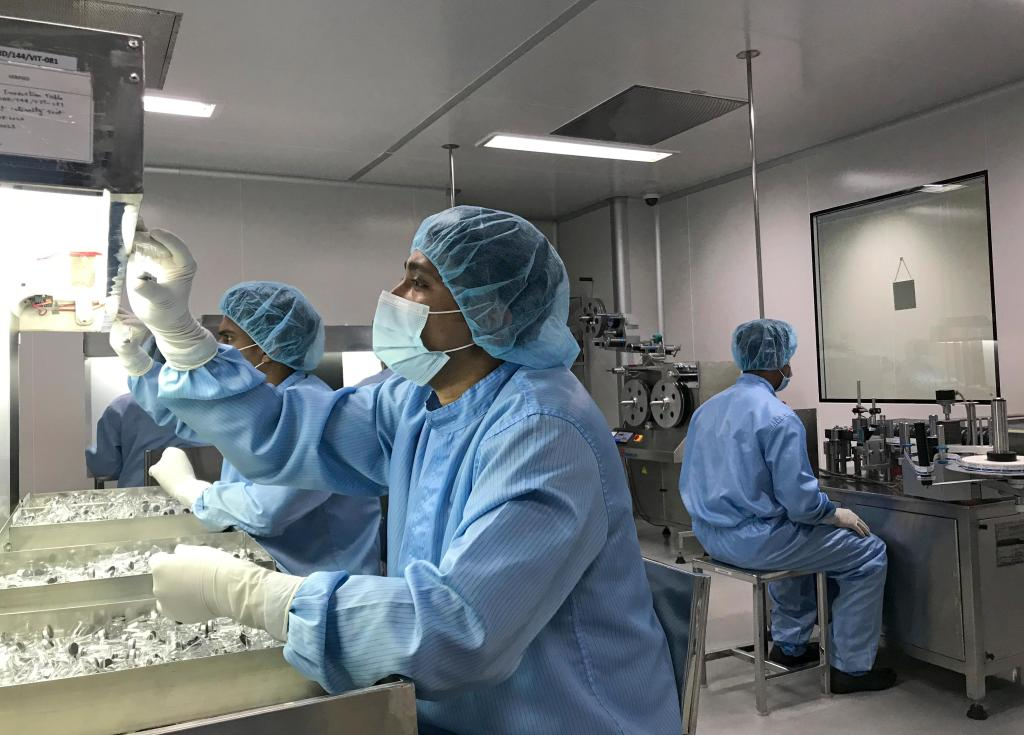 COVID-19 vaccine: Countries call on drug companies to share know-how 1