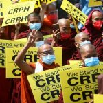 Defying deadly crackdown, crowds again protest Myanmar coup 8
