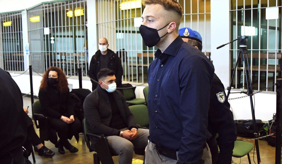 US youth testifies he stabbed Italian officer in defense 1