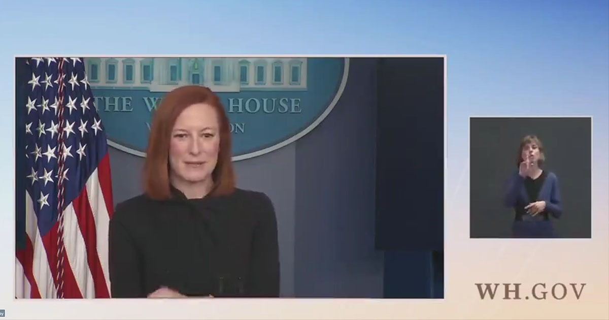 HIDIN' BIDEN: Psaki Says Biden Still Has No Plans To Hold A Press Conference While In Office 1