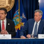 De Blasio Wants Cuomo to Leave Office if 'Horrible' Harassment Allegations Corroborated 6