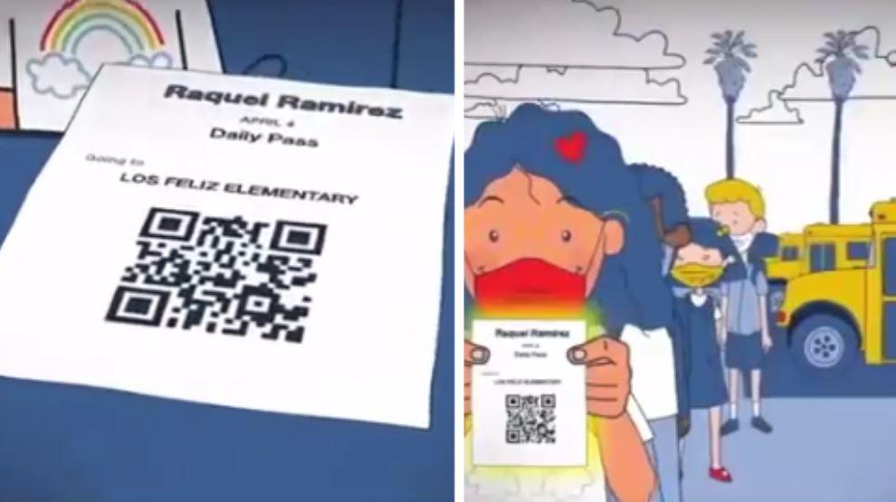 LA Schools To Launch Microsoft COVID-Tracking App So Children Can Attend Classes 1
