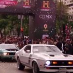 Watch: Mexico City breaks classic car record 6