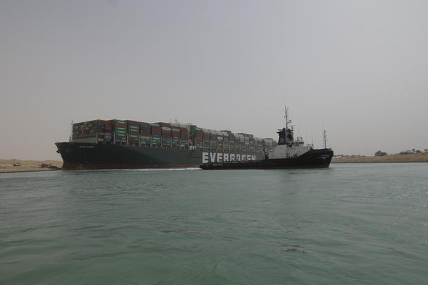 Egyptian official says Suez Canal to reopen within a few days 1
