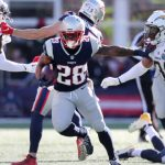 Patriots re-sign RB James White to 1-year deal 5