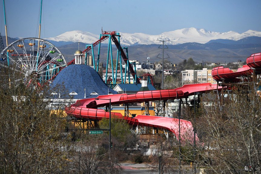 Denver's Elitch Gardens set to reopen May 1 1
