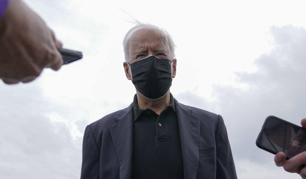 Joe Biden faces unofficial Memorial Day deadline for COVID-19 normalcy 1