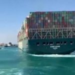 Crucial trade route reopens after massive ship freed from Suez Canal 6