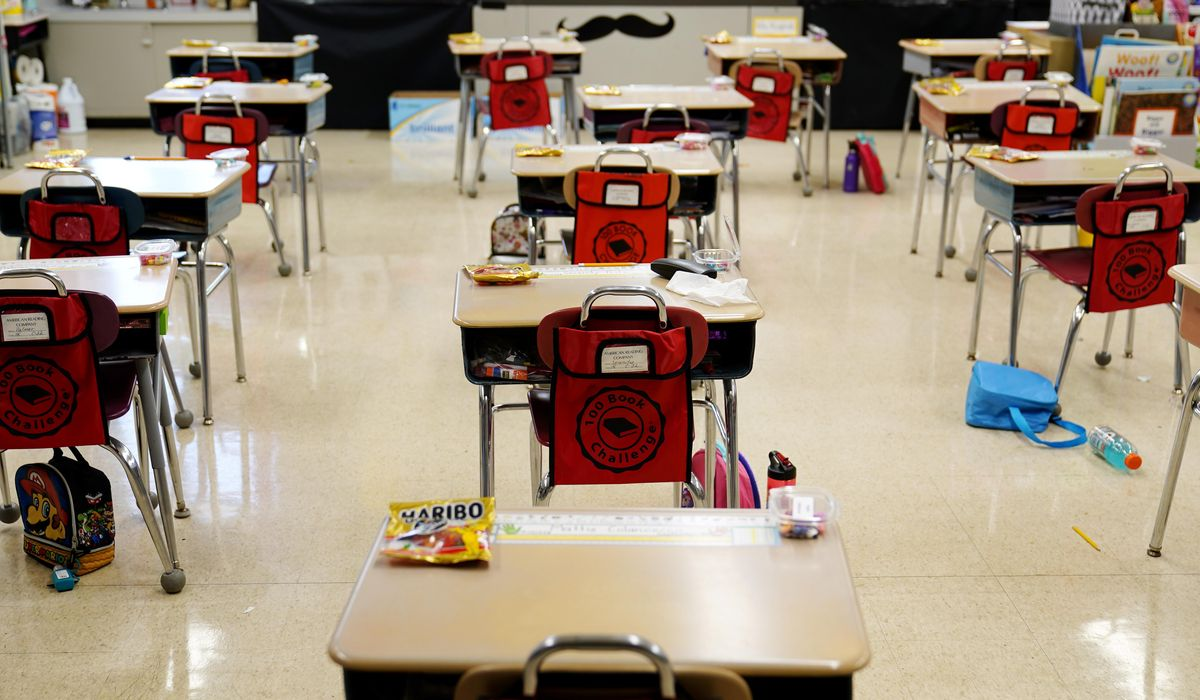 New Jersey parents sue schools to get children back into the classrooms 1