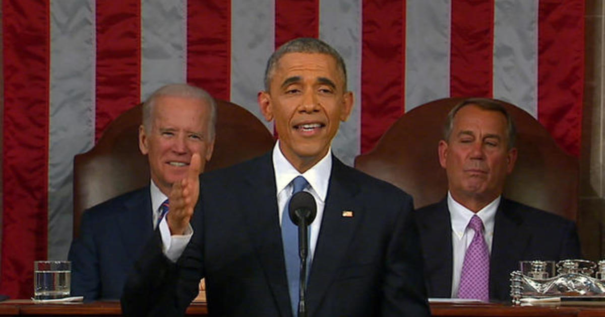 State of the Union 2015: Economic policies that help the middle class are working 1
