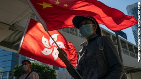 Beijing passes new 'patriot' election law for Hong Kong that restricts opposition 1