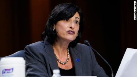 CDC chief says latest Covid-19 numbers scare her. Here's what could be ahead and how to change the country's course 1