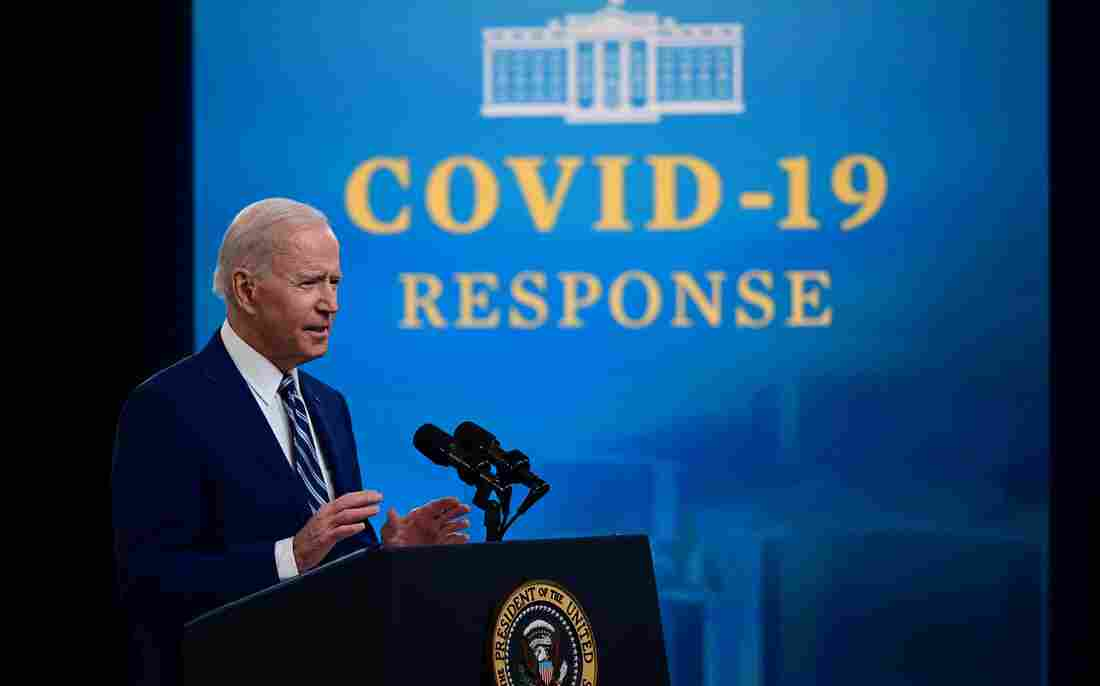 NPR/Marist Poll: Biden Gets High Marks On COVID-19. It's Not The Case On Immigration 1