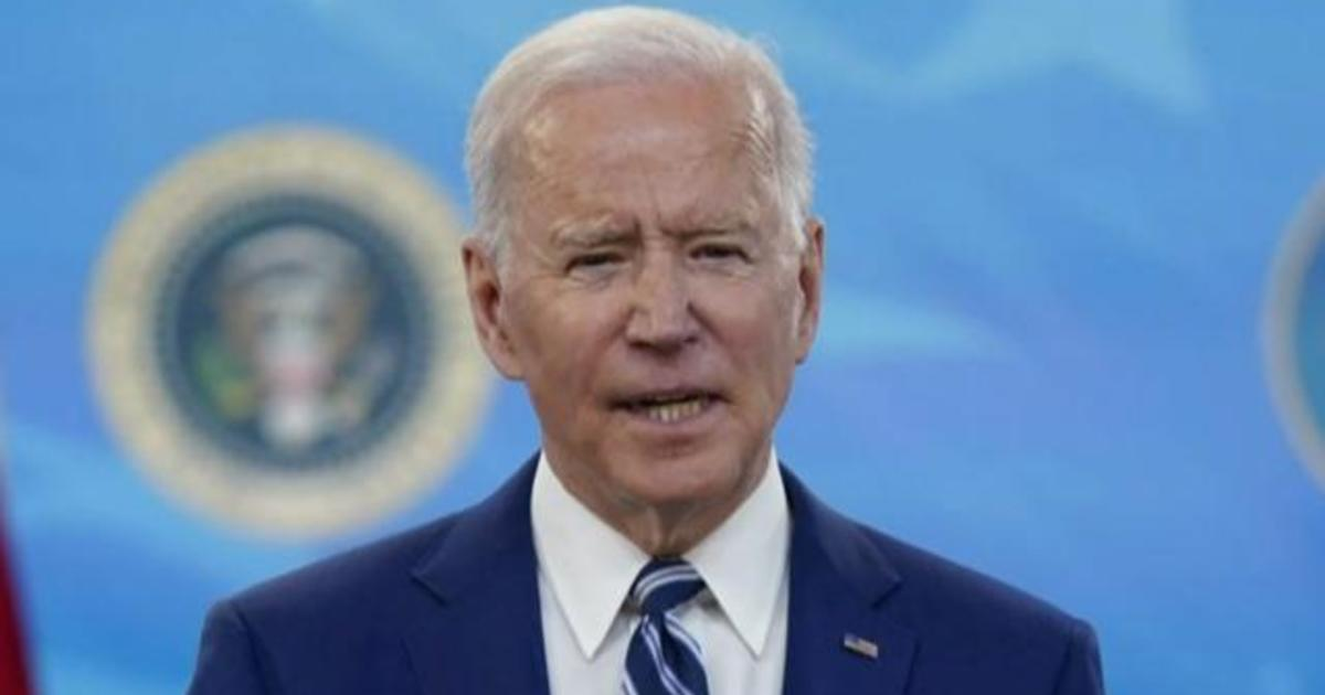 Biden says most adults should be eligible for COVID-19 vaccine by April 19 1