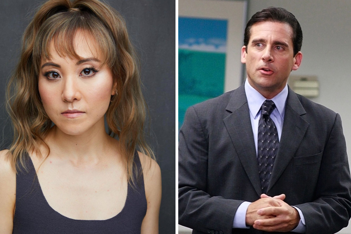 """'The Office' Actor Kat Ahn Calls Out """"Problematic"""" Asian Stereotypes in Benihana Episode 1"""