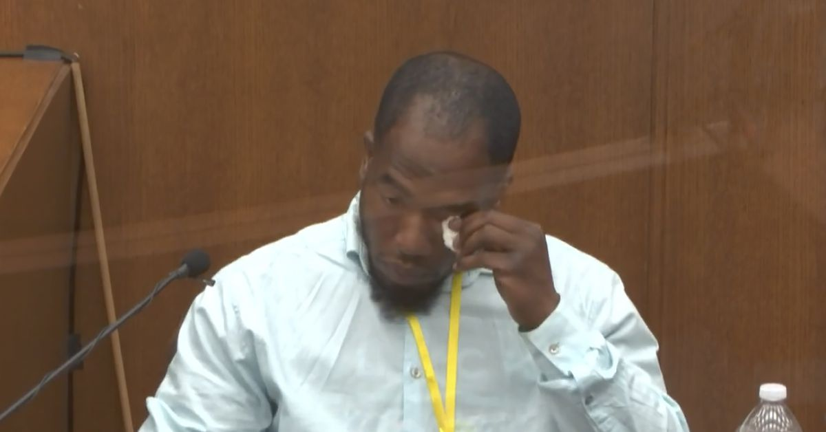 Witness in George Floyd case: 'I witnessed a murder' 1