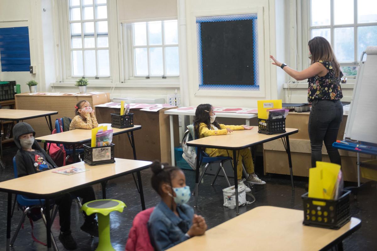 New York City's 'school reopenings' remain a sick joke 1