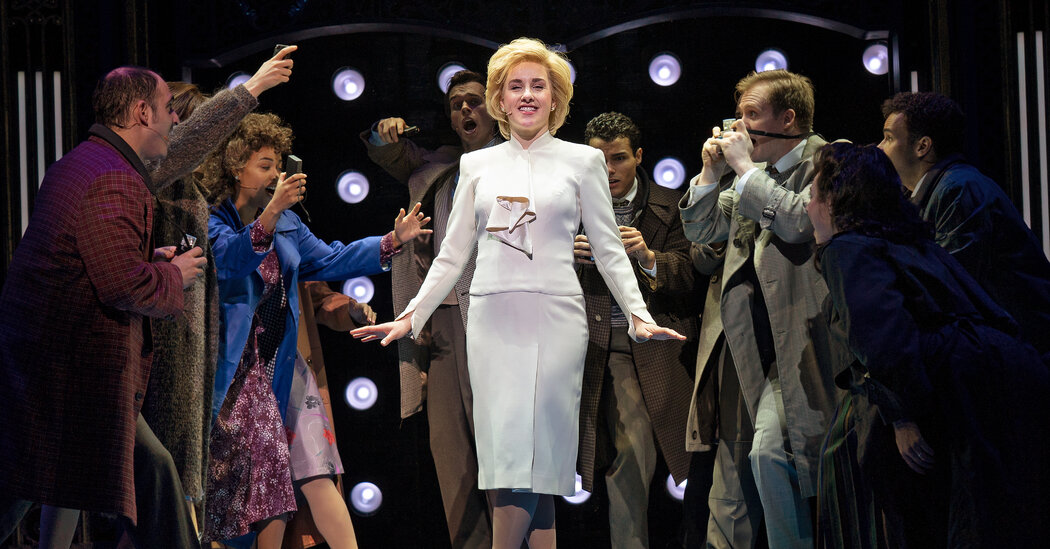 'Diana' Musical Sets Netflix Run — and Broadway Opening Night 1