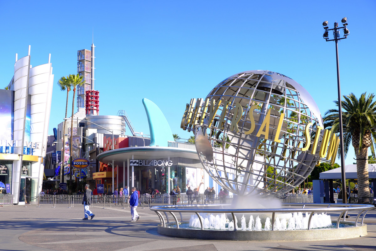 Universal Studios Hollywood theme park to reopen April 16 1