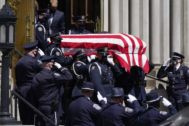 Hundreds mourn slain Boulder Officer Eric Talley at funeral 1
