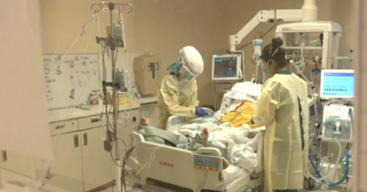COVID-19 cases spike in more than half the U.S. amid fourth wave fears 1
