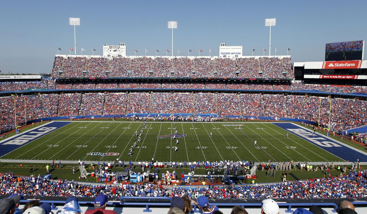 Bills set to open stadium talks with state, local officials 1