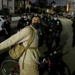 'It stood out to me as egregious': Protesters, others allege LAPD violence at Echo Park sweep 5