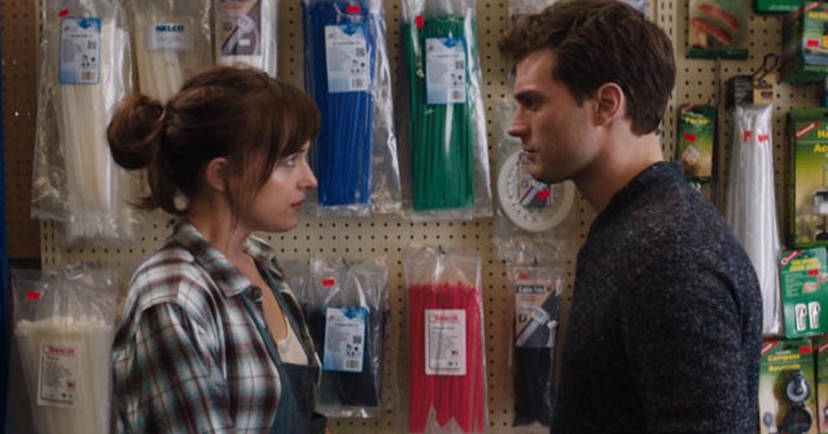 """""""Fifty Shades"""" burns up the box office 1"""